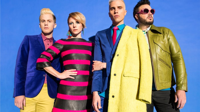 "neon trees dating The neon trees are back with a new album, a new single, and eventually a new tour ""i don't think half the people are actually dating her."