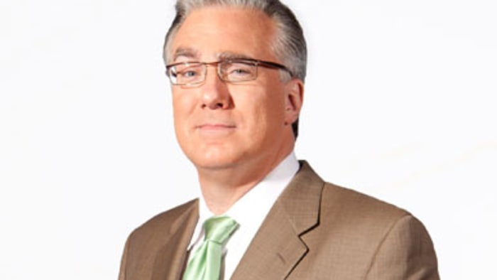 Outtakes: Keith Olbermann on Tim Russert, Obama and More ...