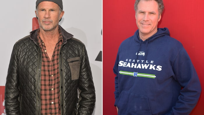 Red Hot Chili Peppers Chad Smith To Will Ferrell Stop