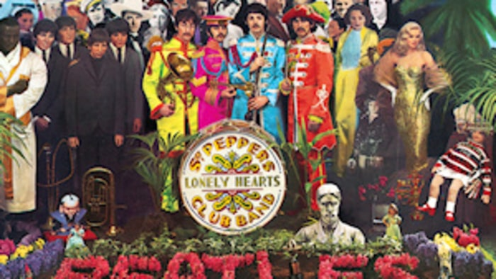 Sgt Pepper S Lonely Hearts Club Band Rolling Stone