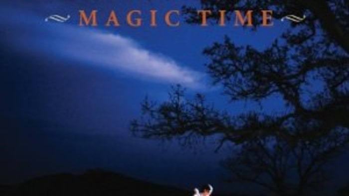 Van Morrison Magic Time Magic Time - Rolling S...
