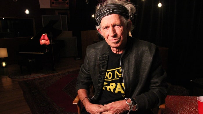 Keith Richards Recalls Childhood in New Children's Book ...