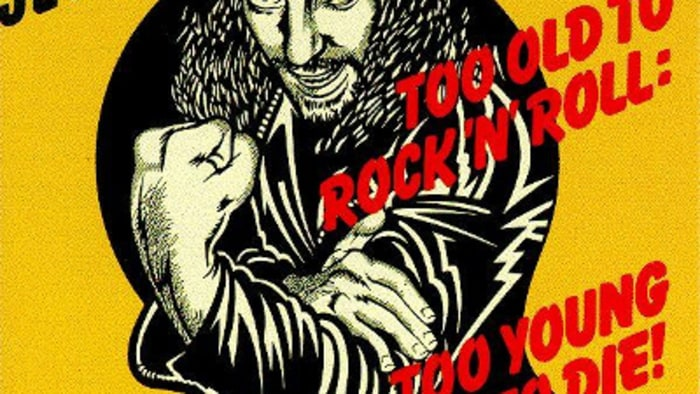 Image result for Jethro Tull - Too Old To Rock'n'Roll Too Young To Die  images