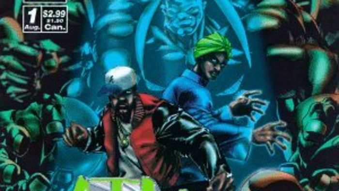 a music review of outkast an american hip hop duo Atliens is the second studio album by american hip hop duo outkast, released on august 27, 1996, by laface records the duo wanted to improve on their 1994 debut album southernplayalisticadillacmuzik and gain respect for their growing southern hip hop scene.