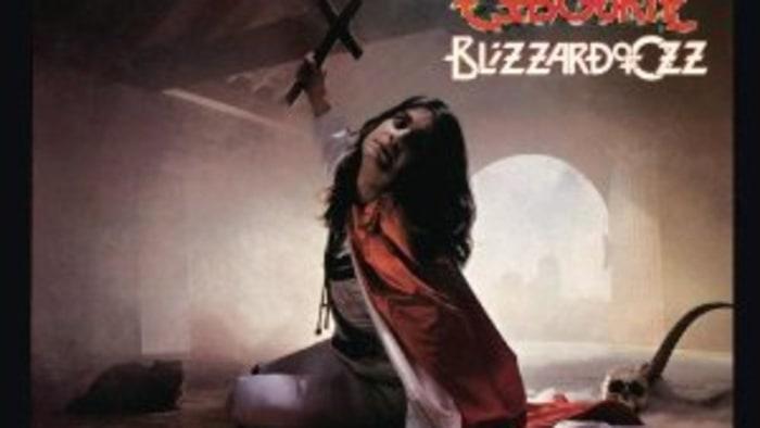 Ozzy Osbourne Blizzard Of Ozz Tour