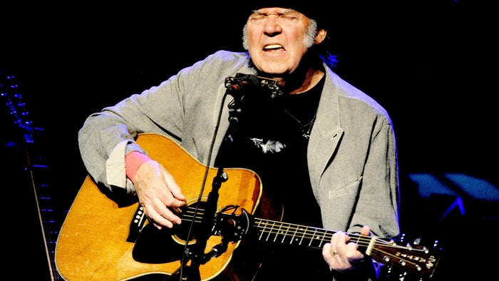 Neil Young S New Covers Album A Letter Home Features
