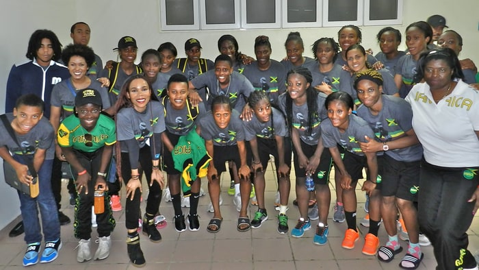 Bob Marley's Daughter Aids Women's Jamaica Soccer Team's ...