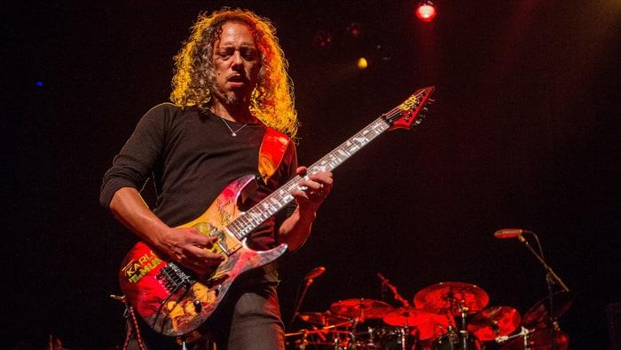 Αποτέλεσμα εικόνας για Kirk Hammett