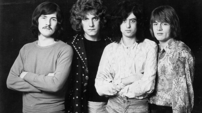 Hear an Unreleased Recording of Led Zeppelin's 'Black Dog ...