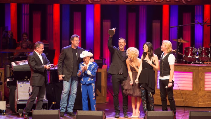 Little Big Town Inducted Into The Grand Ole Opry Rolling Stone