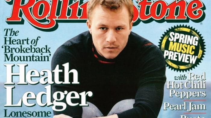 heath ledger career