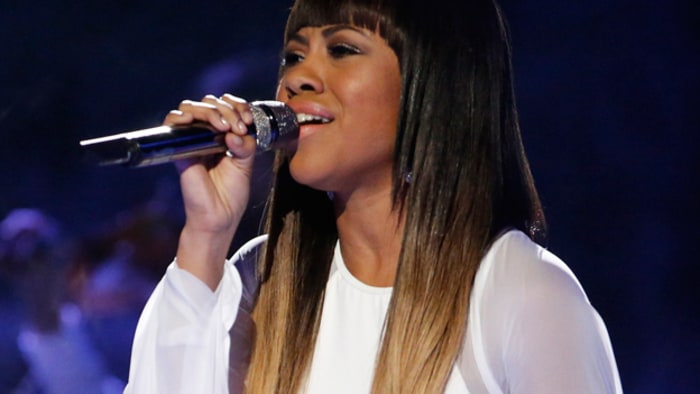 Sasha Allen Talks About Her Time On The Voice Rolling