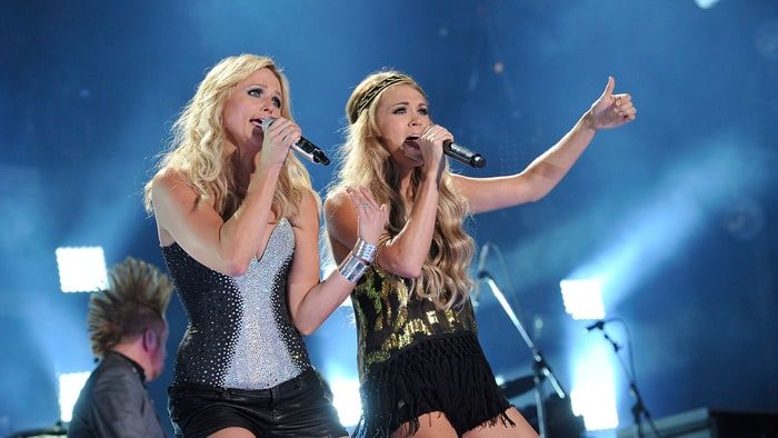 Big Barrel Country Festival Features Carrie Underwood