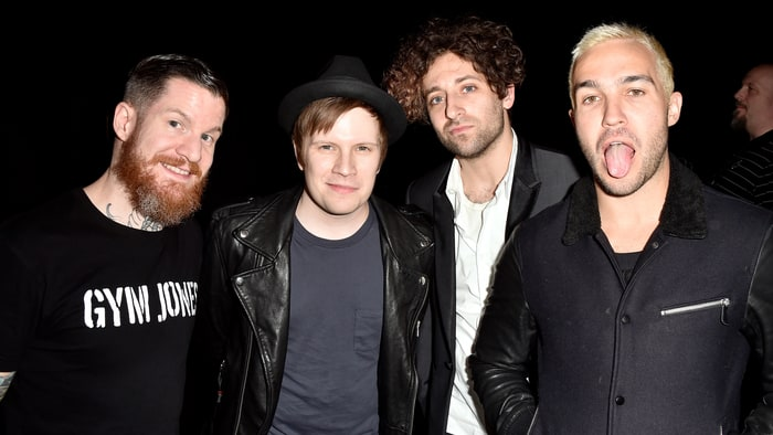 fall out boy uma thurman