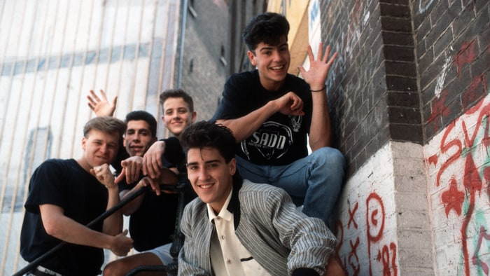 New Kids On The Block Joey Mcintyre Young