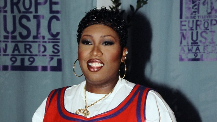 Missy Elliott 19971225 on justin timberlake hair