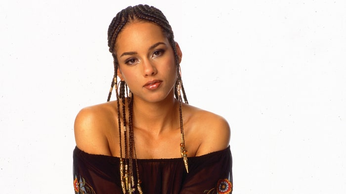 Alicia Keys People Of The Year 2001 Rolling Stone
