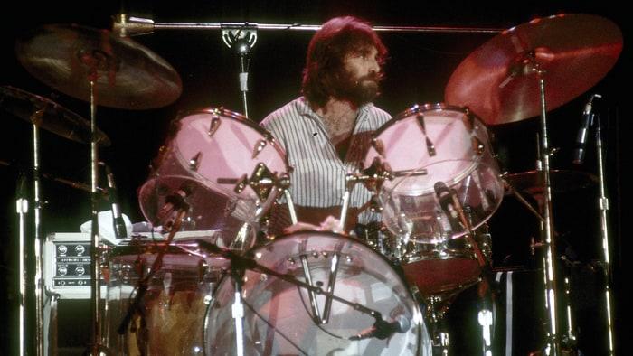 Beach Boys Knebworth Drummer