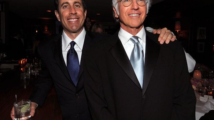 Larry David Jerry Seinfeld | www.pixshark.com - Images ...
