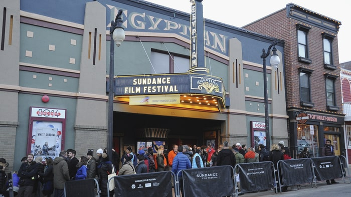 Sundance 2014's Opening Weekend: Our Analytical Report ... Joseph Gordon Levitt Drums