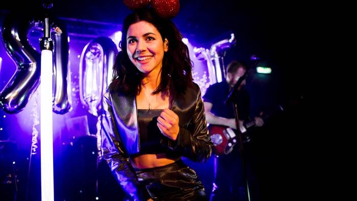 Marina And The Diamonds Live Tour