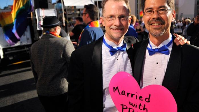 As of right now, is same-sex marriage legal in California?