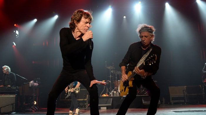 Rolling Stones Torch Sticky Fingers At Small Surprise L