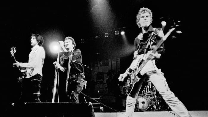 The Clash Anger On The Left Rolling Stone