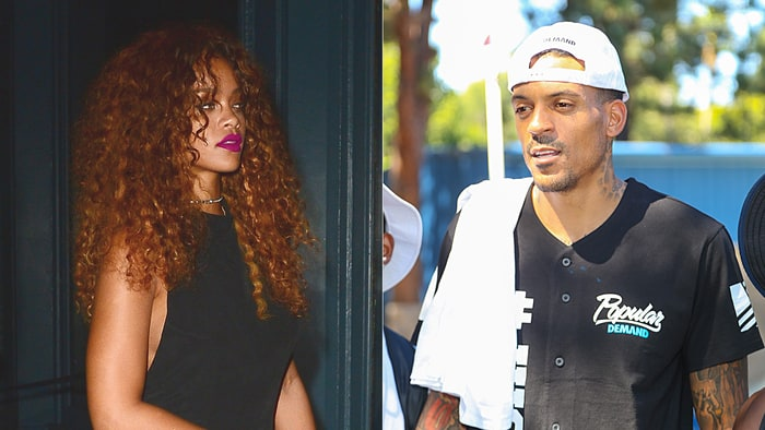 Instagram Down News: Rihanna Shuts Down Matt Barnes On Instagram