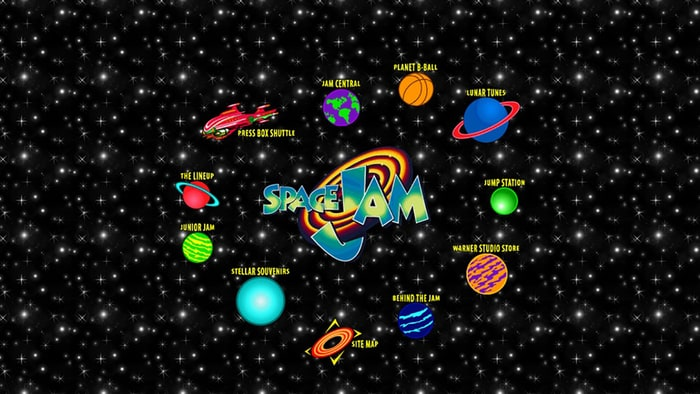 'Space Jam' Forever: The Website That Wouldn't Die - Rolling Stone