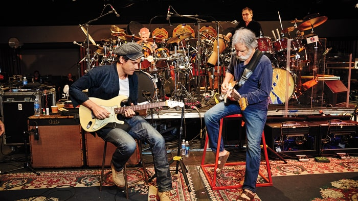 john mayer and bob weir talk upcoming dead company tour rolling stone. Black Bedroom Furniture Sets. Home Design Ideas
