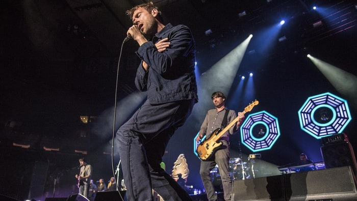 Blur Stage Victory Lap at HitsFilled Madison Square Garden Show