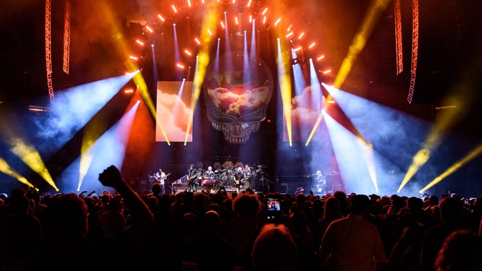 Grateful Dead Tour Birmingham