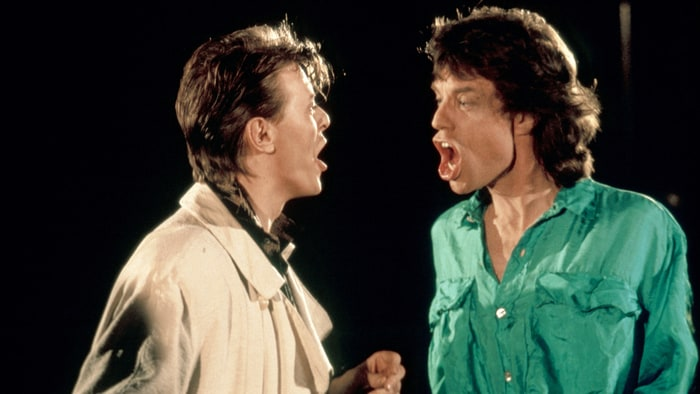Mick Jagger Remembers David Bowie