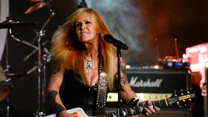 Lita Ford On The Time She Could Have Joined Led Zeppelin