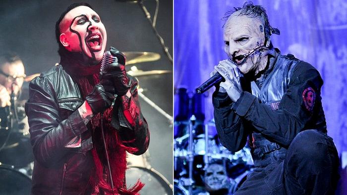 Slipknot And Marilyn Manson Tour Dates