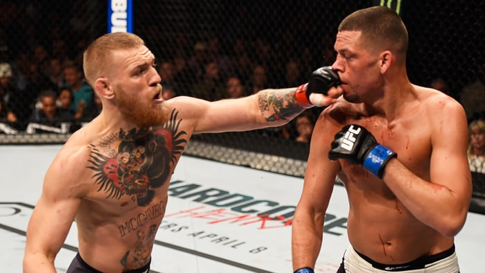 Conor McGregor vs. Nate Diaz at UFC 200: Something Out of Nothing - Rolling Stone