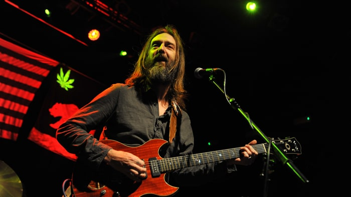 chris robinson brotherhood narcissus soaking wet