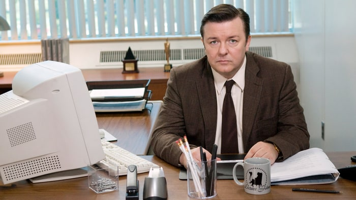 Ricky Gervais Office Character Inspired By Simon