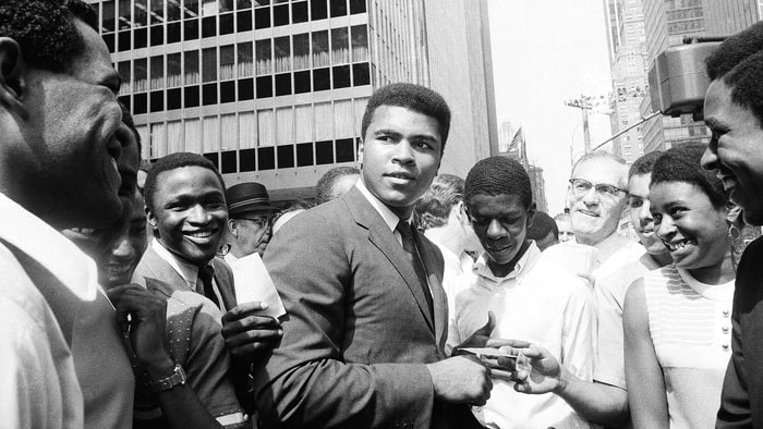 Mohamed Ali: il più Grande - cover