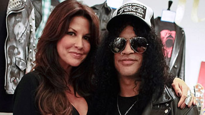 Slash Renews Wedding Vows in Ibiza - Rolling Stone