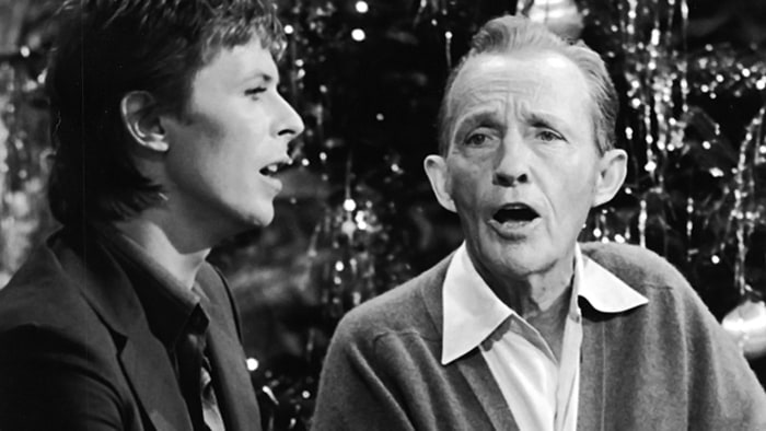Week in Rock History: David Bowie and Bing Crosby Share Strange ...