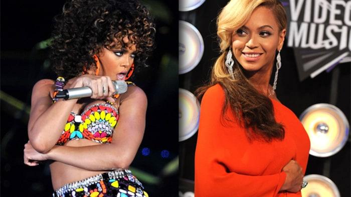 Rihanna Vs Beyonce Who Reigns Supreme Rolling Stone