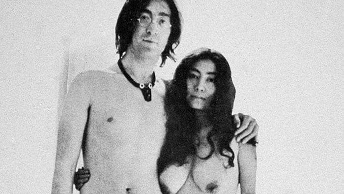 John Lennon Naked Album Cover 116