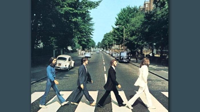 Beatles Abbey Road Is Top Selling Vinyl Album Rolling