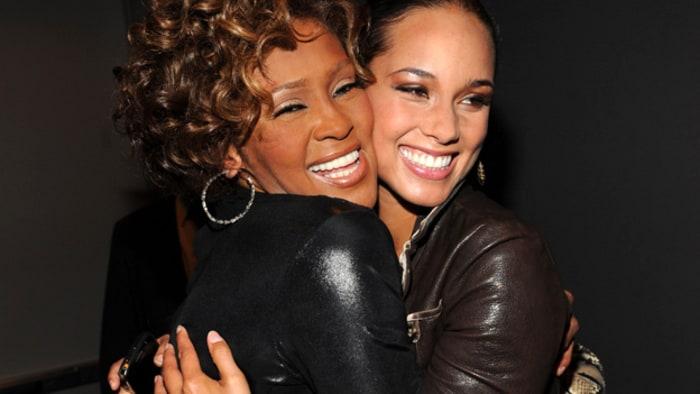 Alicia Keys Remembers Whitney Houston Rolling Stone
