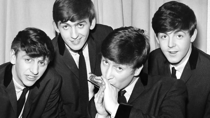 50 Years Ago Today The Beatles Released Their Debut