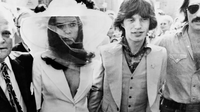 Mick Jagger Rocks His Own Wedding Reception In St Tropez