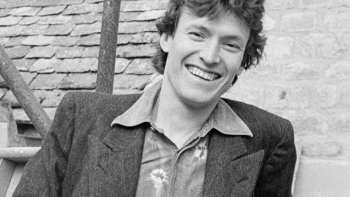 Steve Winwood Grows His Own Rolling Stone
