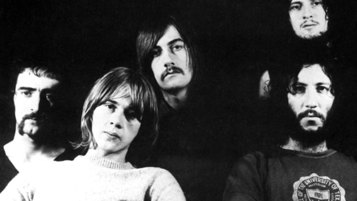 This is what Fleetwood Mac looked like in the '60s.